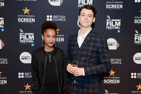 Sennia Nanua, Anthony Boyle, Stars of Tomorrow 2016